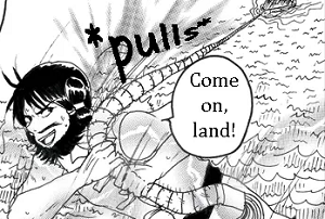 Yatsuka drags over new land